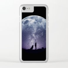 Stargaze Clear iPhone Case