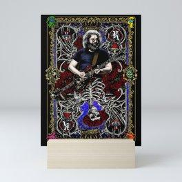 JERRY CARD Mini Art Print