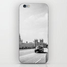 Parliament Walk iPhone Skin