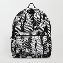Urban Lines B&W Backpack