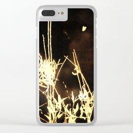 Firelight Clear iPhone Case