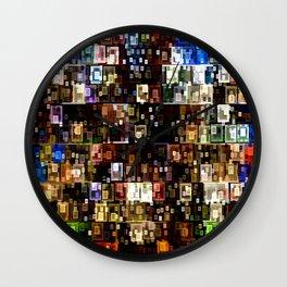 quadros Wall Clock