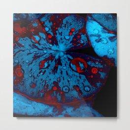 lily pad XII Metal Print