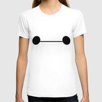 baymax T-shirts featuring BAYMAX by Yiji