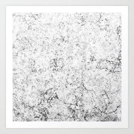 Marble I Art Print