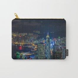 HONG KONG 27 Carry-All Pouch
