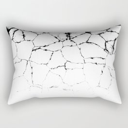 Cracked Rectangular Pillow