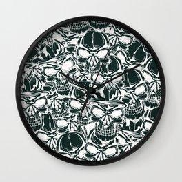 Pirate - White - Pirate Wall Clock