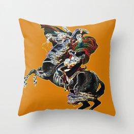 napstttt Throw Pillow