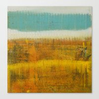 southwest Canvas Prints featuring Southwest by sallie strand