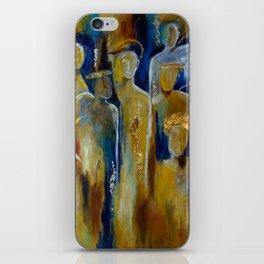 Chorus Angelorum iPhone Skin