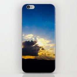Twin Flame Cloud Lovers iPhone Skin