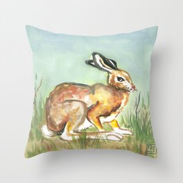BUN Throw Pillow
