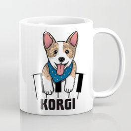 Korgi Coffee Mug