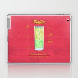 Mojito - Cocktail by Juan Laptop & iPad Skin