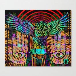 SQUAD TAP Canvas Print