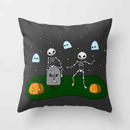 So Dead Throw Pillow
