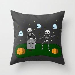 So Dead Throw Pillow