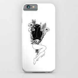 Pure Morning iPhone Case