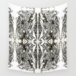 Celestial Shivers Wall Tapestry