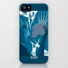 Hamlet and Yorick iPhone Case