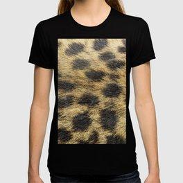Leopard print T-shirt