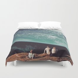 Astronomical Limits Duvet Cover