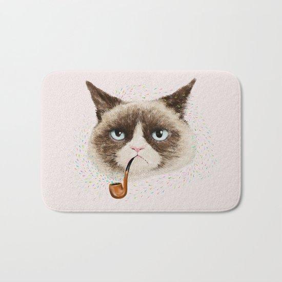 Sailor Cat VI Bath Mat