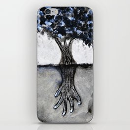 By the Roots iPhone Skin
