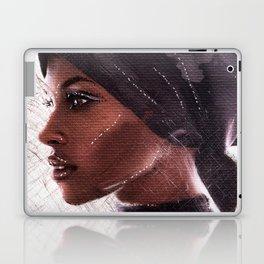 Jasmine Warsame Laptop & iPad Skin