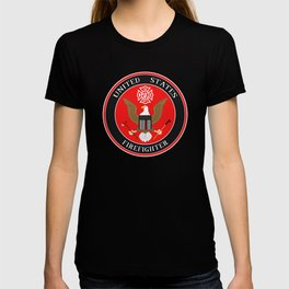 Firefighter Symbol T-shirt