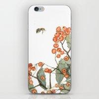 health iPhone & iPod Skins featuring Enviro Health by Chloe Evert