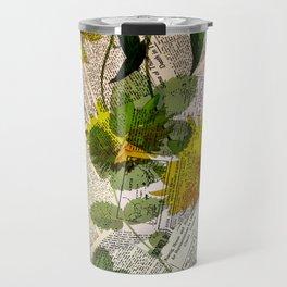 Herbarium Travel Mug