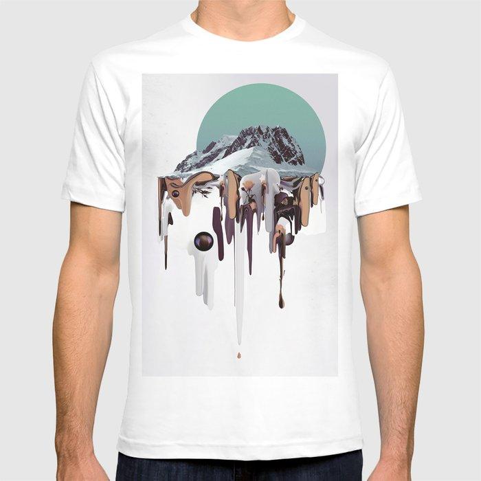 Oozing Mountain T-shirt