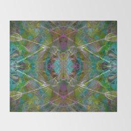 Trippy Kalidoscope Pattern - 100.1 Throw Blanket