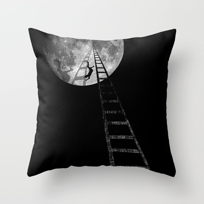volare oh oh cantare Throw Pillow