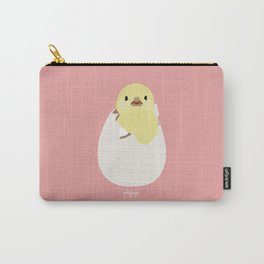 Welcome Baby - chick Carry-All Pouch