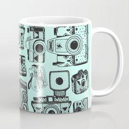 Vintage Cameras Coffee Mug
