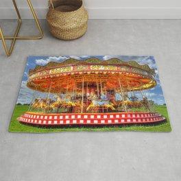 Carousel Merrygoround Rug