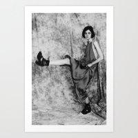 The Morrigan I Art Print
