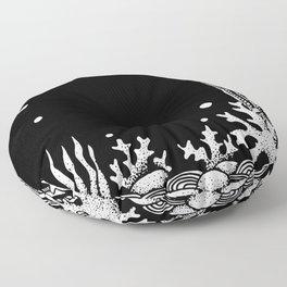 Deepsea Floor Pillow