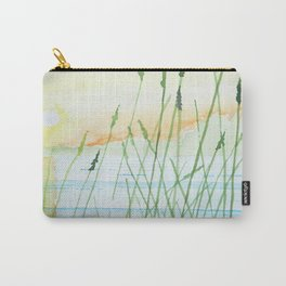 Reeds in a sunset Carry-All Pouch