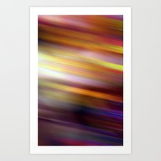 Color Whirlwind Art Print
