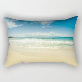 Kapalua Honokahua Maui Hawaii Rectangular Pillow