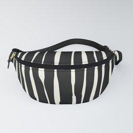 Retro Stripe Fanny Pack