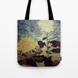Midnight Climbing towards Kankoi Tote Bag