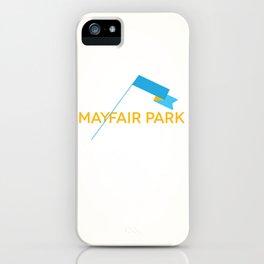 Mayfair Park iPhone Case