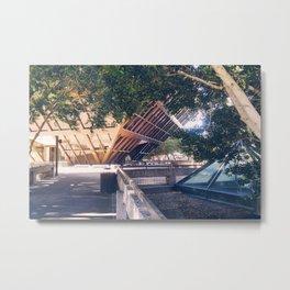 American Suburbs - Tempe City Hall Metal Print