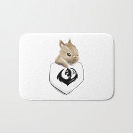 Pocket Anything - Bunny Bath Mat