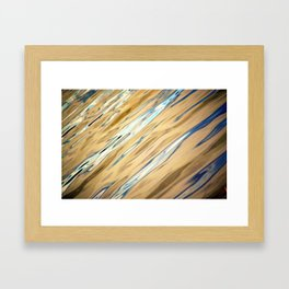 River Waters II Framed Art Print